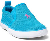 Ralph Lauren Toddler Kenton Mesh Slip-On Sneaker