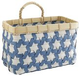 Pier 1 Imports Hattie Blue Star Letter Basket