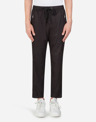Dolce & Gabbana Cotton Jogging Pants