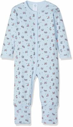 Sanetta Baby_Boy's Overall Sleepsuit
