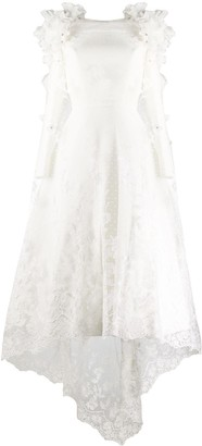 Loulou Mid-Length Bridal Dress