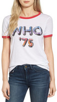 Junk Food Clothing The Who Ringer Tee
