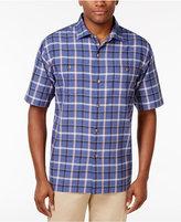 Tommy Bahama Men's Silk Peninusula Plaid Shirt