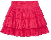 Ralph Lauren 2-6X Tiered Gauze Pull-On Skirt