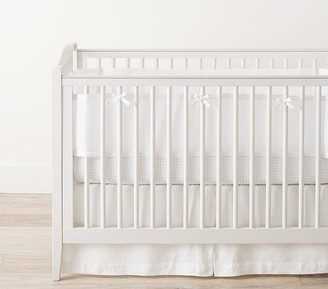 Pottery Barn Kids BreathableBaby for Pottery Barn Baby Linen Mesh Liner