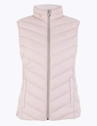 M&S CollectionMarks and Spencer Lightweight Down & Feather Gilet