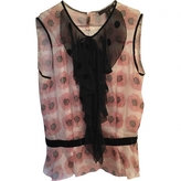 Louis Vuitton Silk Blouse