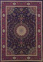 "Oriental Weavers ARIANA 095B35' 3"" X 7' 9"" Granville Rugs Ariel Rug, Blue/Red, 5' 3"" x 7' 9"""