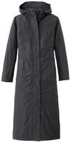 L.L. Bean Women's H2OFF Raincoat, Mesh-Lined Long