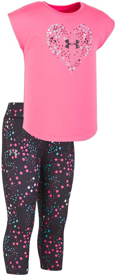 47c8dad30c28f9 Under Armour Girls' Matching Sets - ShopStyle