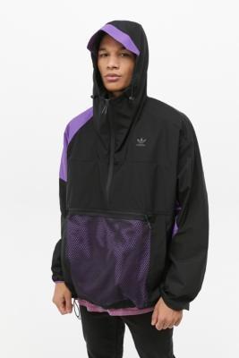 adidas PTE Karkaj GORE-TEX INFINIUM Black Windbreaker Jacket - Black M at Urban Outfitters