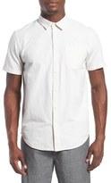 Tavik 'Maison' Short Sleeve Stripe Woven Shirt