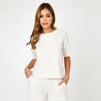 Jack Wills Ribbed Lounge Tee