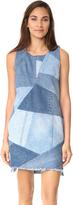 PRPS Patchwork Dress