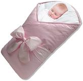 Pink Bow BundleBee Baby Wrap