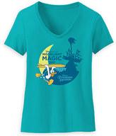 Disney Typhoon Lagoon Moonlight Magic - Donald Duck Tee for Women - Limited Release