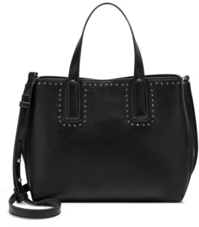 INC International Concepts Inc Judith Stud Satchel, Created for Macy's