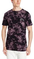 Rusty Men's Bleached Out Short Sleeve T-Shirt