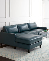 Horchow River Falls Sectional Sofa