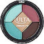 Ulta Complete Powder Eye Shadow Palette (4 Shadows; 1 Liner) ~ New Wave by