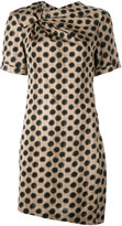 Etoile Isabel Marant polka-dot dress - women - Cotton - 36