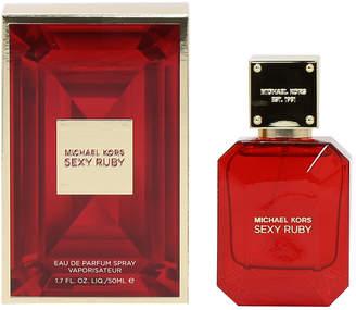 Michael Kors Women's 1.7Oz Sexy Ruby Eau De Parfum Spray