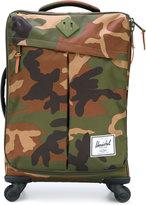 Herschel 'Highland Luggage' suitcase - unisex - Polyester/Polyethylene/Polyurethane/Polyethylene-vinyl acetate (PEVA) - One Size