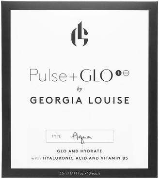 Georgia Louise PULSE+GLO Aqua Sheet Masks
