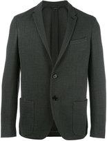 Fendi tweed blazer