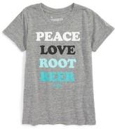Toddler Boy's Prefresh Root Beer - Vintage T-Shirt