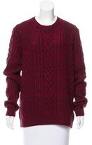 Vince Wool-Cashmere Cable Knit Sweater w/ Tags