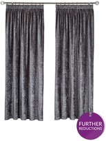 Laurence Llewellyn Bowen LLB SCARPA LINED PLEATED CURTAINS