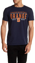 Original Retro Brand Syracuse Orange Basketball Tee