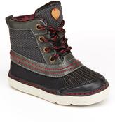 Step & Stride Gray Aragon Duck Boot - Kids