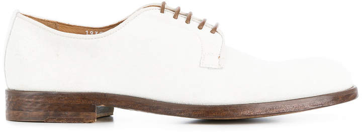 Doucal's lace up loafers