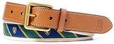 Polo Ralph Lauren Stripe Icon Belt