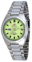 Orient #FEM5L00QR Men's Tri Star Luminous Dial Self Winding Automatic Watch