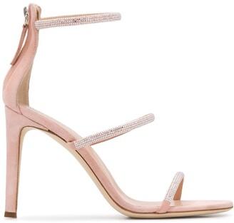 Giuseppe Zanotti Crystal-Embellished Sandals