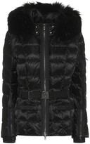 Bogner Gloria fur-trimmed ski jacket