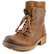 Coolway Brooks Round Toe Leather Boot.