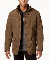 Sean John Men's Stand-Collar Puffer Coat