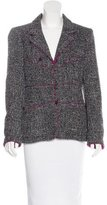 Chanel Tweed Fitted Blazer