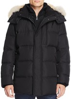Andrew Marc Winslow Hooded Down Parka