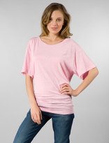 Best Bum Tee in Passion Pink