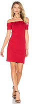 1 STATE Off Shoulder Bodycon Dress