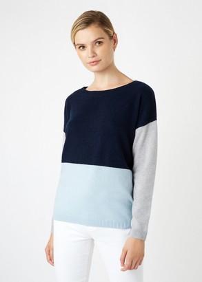 Hobbs Sofia Wool Cashmere Sweater