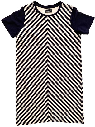 Fred Perry Multicolour Cotton - elasthane Dress for Women