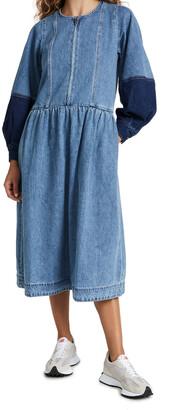Sea Zariyah Patchwork Dress
