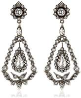 N°21 Crystal Pendant Earrings