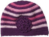 2H Hand Knits Knit Hat - Royal/Pink/Wild Orchid/H.Pink-Small